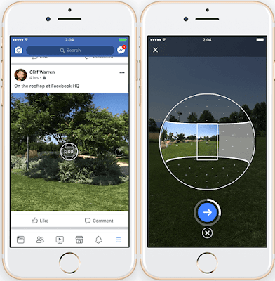facebook awesome 360