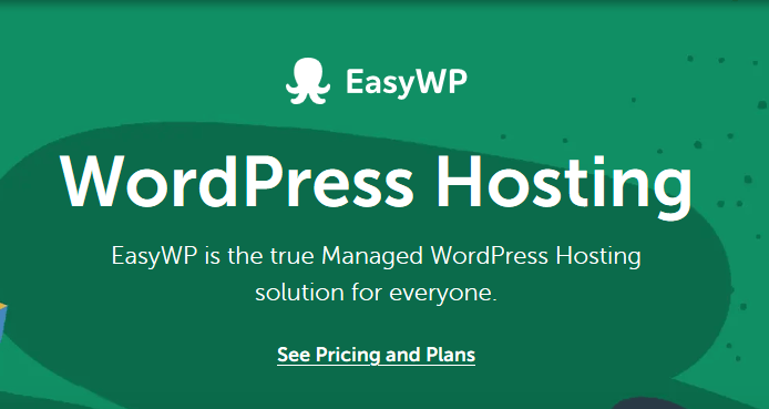 EasyWP WordPress hosting