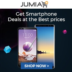 Get a new smartphone on Jumia